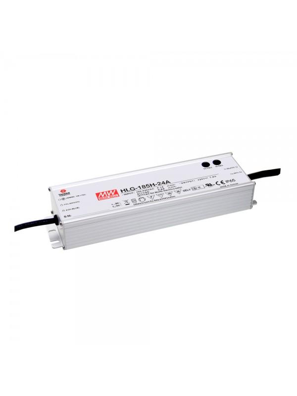 HLG-185H-30 Zasilacz LED 185W 30V 6.2A