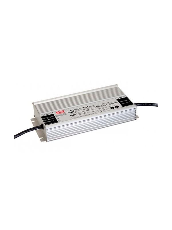 HLG-480H-48 Zasilacz LED 480W 48V 10A
