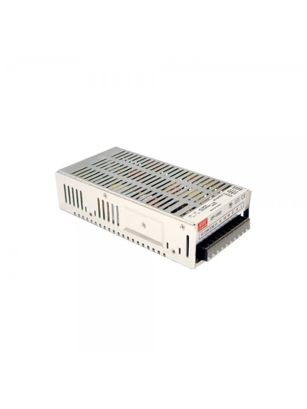 QP-100D Zasilacz impulsowy 100W 5V.12V. 24V.-12V