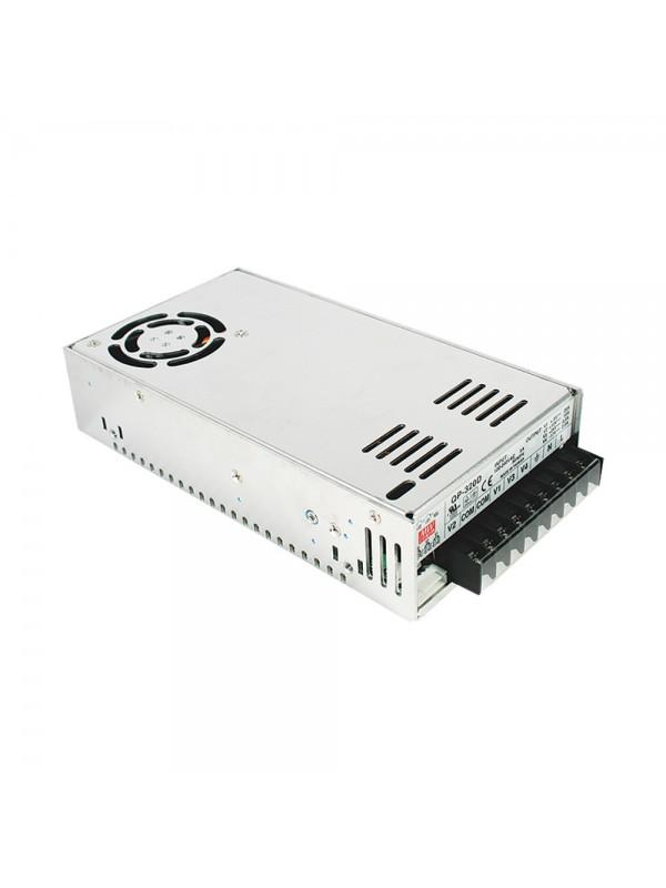 QP-320D Zasilacz impulsowy 320W 5V.12V. 24V.-12V