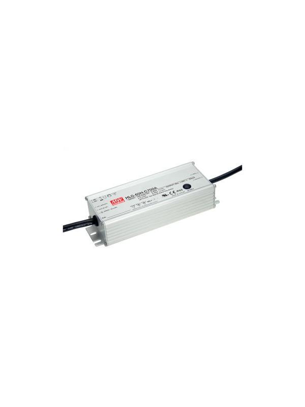 HLG-320H-C700A Zasilacz LED 300W 214~428V 0.7A