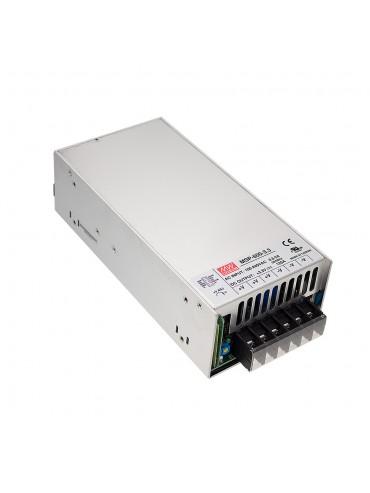 MSP-600-12 Zasilacz impulsowy 600W 12V 53A