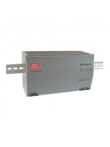 DRP-480-48 Zasilacz na szynę DIN 480W 48V 10A