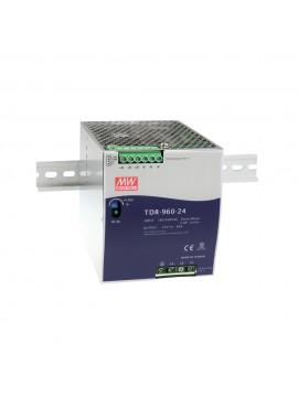 TDR-960-24 Zasilacz na szynę DIN 3-fazowy 960W 24V