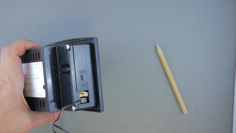 Kabelek zasilający modem Unitronics V100 LTE