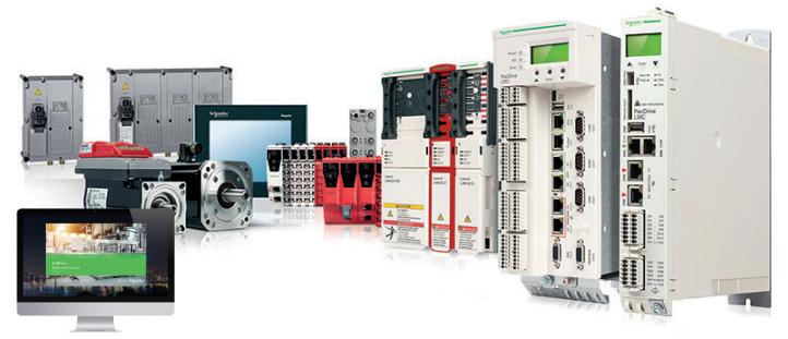 Automatyka przemysłowa firmy Schneider Electric