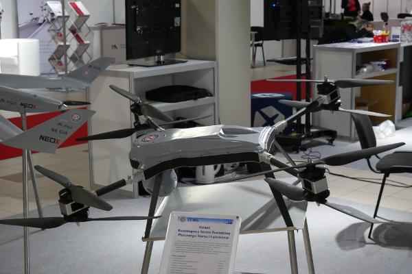 Statek powietrzny bezzałogowy AtraxC