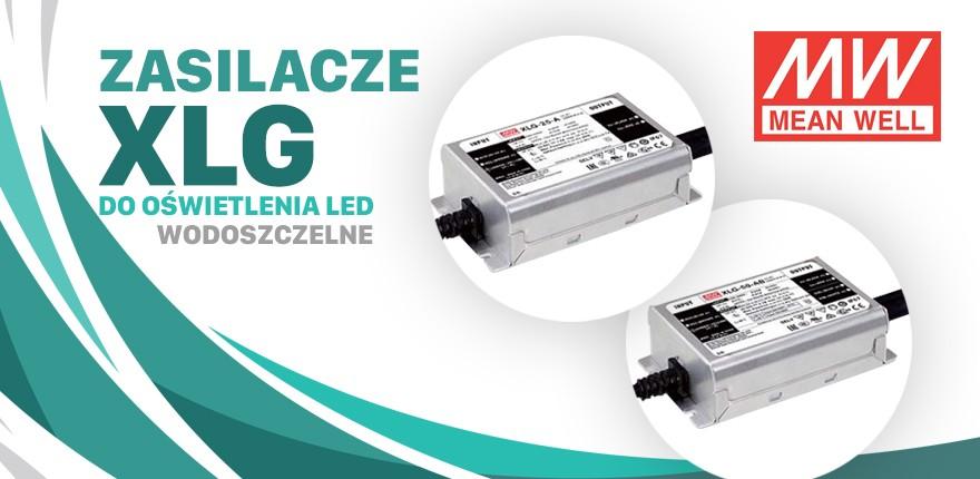 Zasilacze do oświetlenia LED - wodoszczelne - SHEMECK